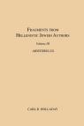 Fragments from Hellenistic Jewish Authors, Volume III, Aristobulus
