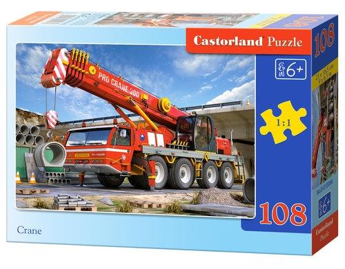 Puzzle Crane 108 elementów (010066)