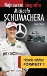 Najnowsza biografia Michaela Schumachera Prawdziwa historia mistrza Formuły 1