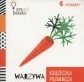 Warzywa Książeczka poznawcza