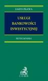 Usługa bankowości inwestycyjnej