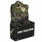 Pojemnik na przybory szkolne Dinozaur DERFORM