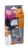 Kredki do malowania twarzy Clowny 6 kolorów