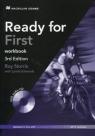 Ready for First Workbook + CD bez klucza odpowiedzi