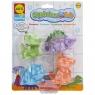 Bath Squirters Dinosaurs Zabawki do kąpieli Dinozaury (700DN)
