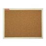 Tablica korkowa Budget 30x40cm w ramie  drewnianej (TPE34 MB)