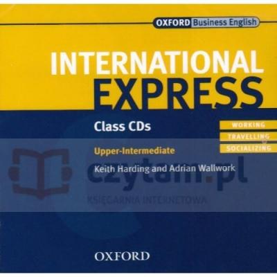 International Express NEW Upper-Inter Class CD Liz Taylor