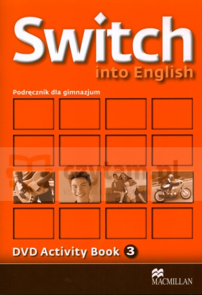 Switch into English 3 DVD z WB