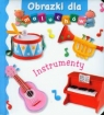 Instrumenty Obrazki dla maluchów