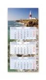 Kalendarz 2017 główka płaska Latarnia morska