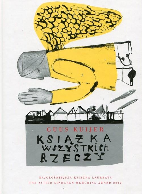 Książka wszystkich rzeczy (Uszkodzona okładka) Kuijer Guus