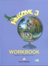 Welcome 3. Workbook. Szkoła podstawowa