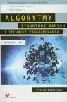 Algorytmy struktury danych i techniki programowania