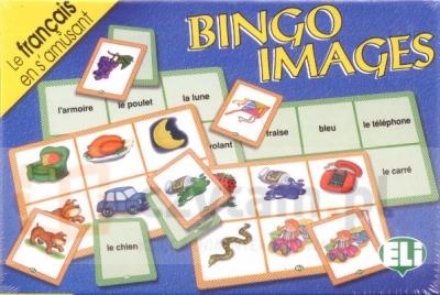 Bingo Images Francais - gra językowa