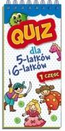 Quiz dla 5-latków i 6-latków cz. 1