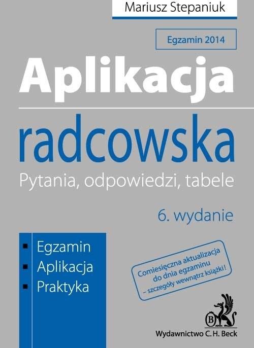Aplikacja radcowska Stepaniuk Mariusz