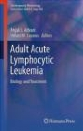 Adult Acute Lymphocytic Leukemia A Advani