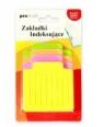 Zakładki indeksujące papierowe 4x25 70mmx70mm (ZI-07)