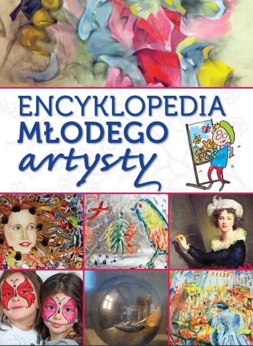 Encyklopedia młodego artysty Babiarz Joanna