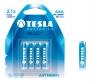 Bateria Tesla AAA Blue+ R03 4 sztuki na blistrze