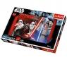 Puzzle 200 elementów - Miecze świetlne - Star Wars