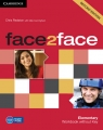 face2face Elementary Workbook without Key Redston Chris, Cunningham Gillie