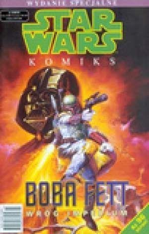 Star Wars komiks. Boba Fett. Wróg imperium praca zbiorowa