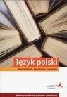 Język polski pol.Sprawdzian klasówka egzamin