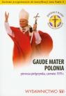 Gaude Mater Polonia pierwsza pielgrzymka, czerwiec 1979
