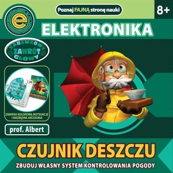 Prof. Albert Czujnik Deszczu