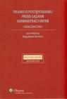 Prawo o postępowaniu przed Sądami Administracyjnymi orzecznictwo  Dauter Bogusław (redakcja)
