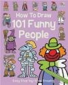 How to Draw 101 Funny People Nat Lambert