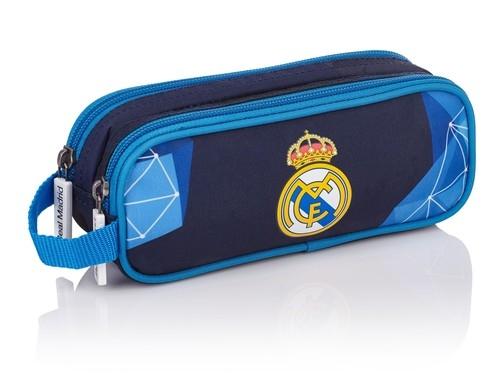 Saszetka piórnik dwa zamki Real Madrid