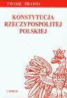 Konstytucja Rzeczypospolitej Polskiej wraz z indeksem rzeczowym