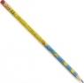 Ołówek grafitowy Koh-I-Noor z gumką 1231 formuły geometryczne
