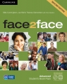 face2face Advanced Student's Book with DVD-ROM and Online Workbook Pack Cunningham Gillie, Bell Jan, Clementson Theresa, Redston Chris