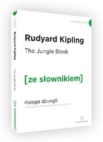 The Jungle Book / Księga Dżungli (ze słownikiem) (Uszkodzona okładka) Kipling Rudyard