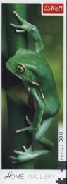 Puzzle Mała żabka 300