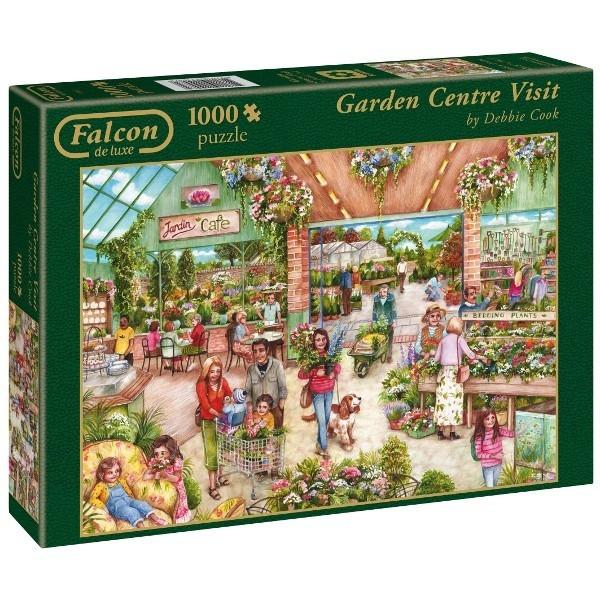 JUMBO 1000 EL. Wizyta w centrum ogrodni.by Debbi
