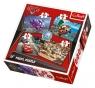 Puzzle 4w1 mix Auta 2 (34107)