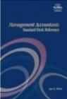 Management Accountant's Standard Desk Reference Jae Shim