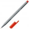 Cienkopis Triplus Fineliner 0,3 mm - czerwony (334-2)