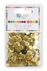 Cekiny okrągłe 10 G złote