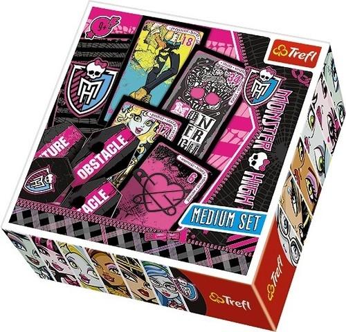 Karty Medium - Monster High  (08607)