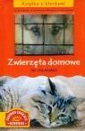 Książka z klockami Zwierzęta domowe do układania
