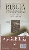 Audio Biblia katolicka Warszawsko - Praska część 2