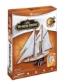 Puzzle 3D Two-Masted Schooner (306-24007)