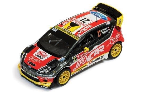 Ford Fiesta RS WRC #21 M. Prokop