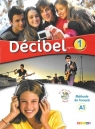 Decibel 1 Podręcznik + CD mp3 + DVD 743/1/2015 Butzbach M.