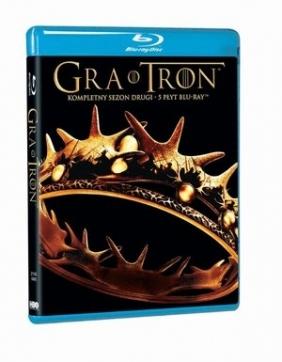 Gra o Tron. Sezon 2 (5 Blu-ray)